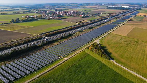 Solarkraftwerke: Hilpoltstein macht 80 Hektar frei