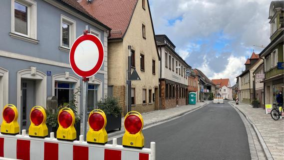 Ursache der Bodenabsenkung in Baiersdorf noch immer unklar