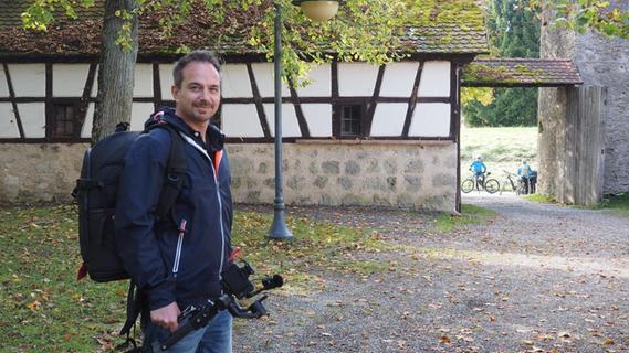 Nürnberger Youtuber in der Fränkischen Schweiz unterwegs