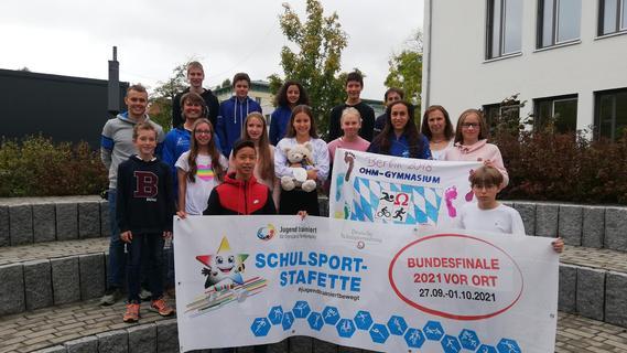 Ohm-Gymnasium Erlangen: Auch ohne Jugend trainiert für Olympia erfolgreich