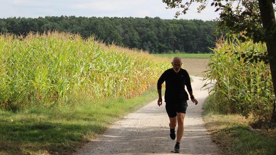 Ein bisschen Freiheit: Joggen im Landkreis Erlangen-Höchstadt