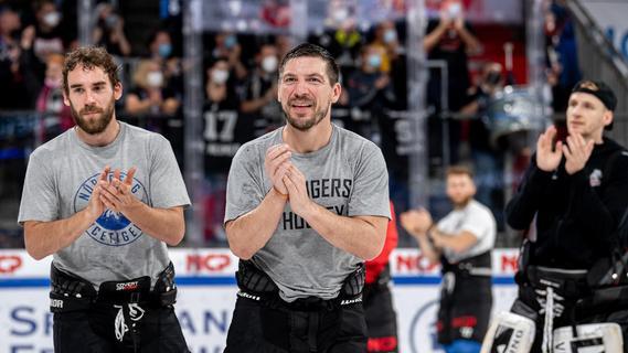 Ice Tigers verlassen Wolfsburg mit einem Lächeln
