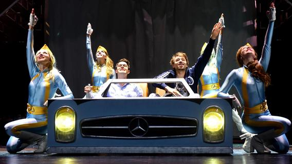 Knockin' on Heaven's Door: Neues Musical im Fürther Stadttheater