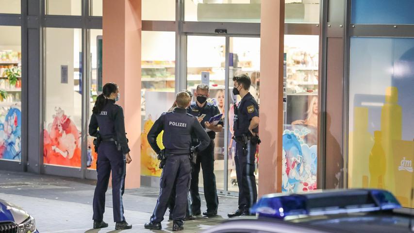 Supermarkt-Überfälle im Raum Nürnberg: Handelt es sich um einen Serientäter?