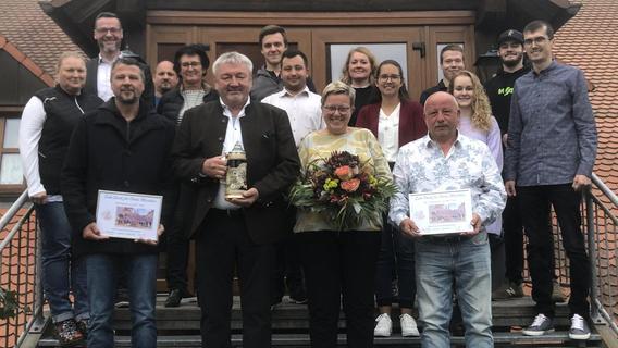Auerbacher Knabenkapelle: Generationenwechsel an der Vereinsspitze