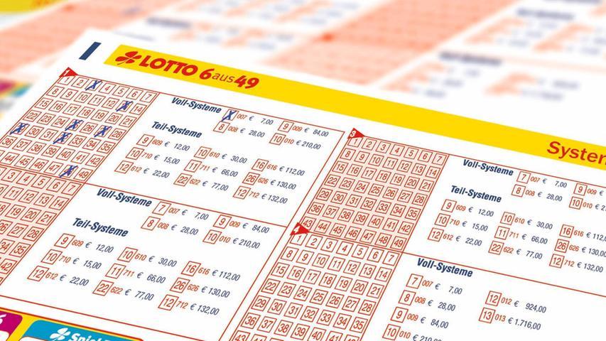 Bayern feiert neuen Lotto-Millionär: Rund 1,9 Millionen Euro für den Gewinner