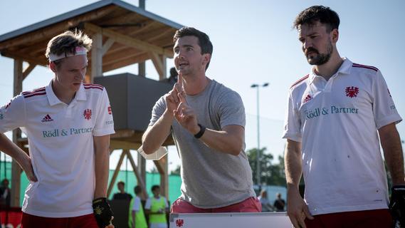 Sympathischer Bessermacher: Ben Howarth ist neuer Trainer des Nürnberger HTC