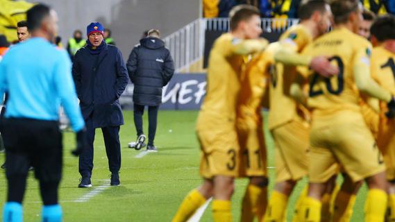 Bodø-nlos! 1:6 - Mourinhos Roma blamiert sich in Norwegen