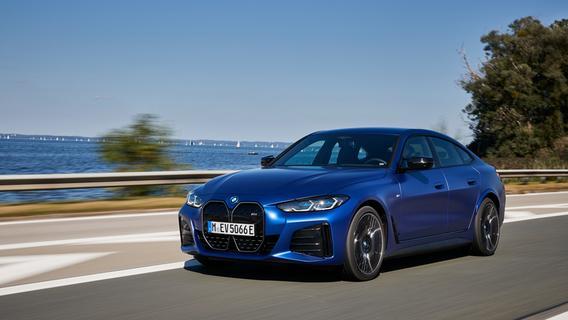 Neu im November: Elektrischer BMW i4