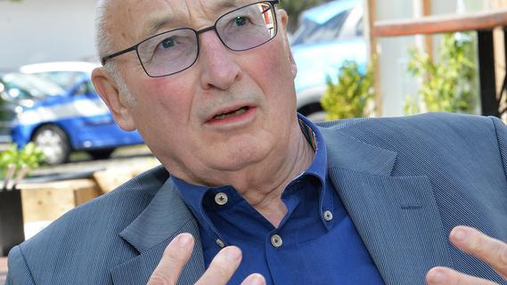 Herzogenaurach: Altbürgermeister Hans Lang wird 80 Jahre alt