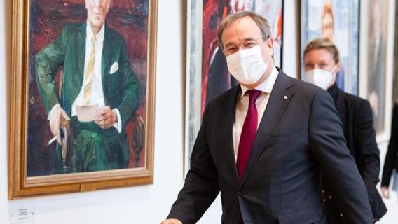 Laschet legt Amt als Ministerpräsident Nordrhein-Westfalens nieder