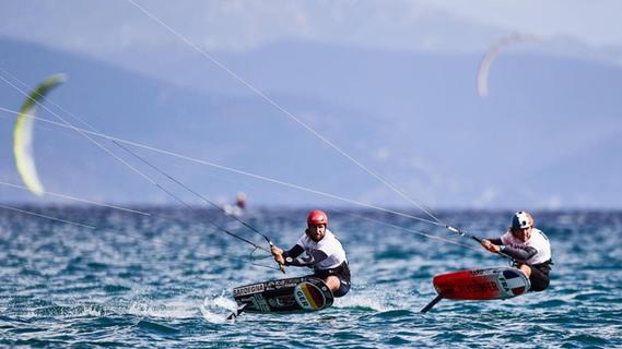 Weltmeisterschaft: Top-Platzierung für fränkischen Kitesurfer