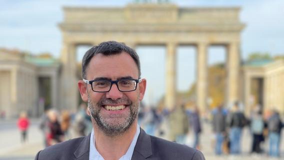Heute geht's los: Drei Rother und ein Schwabacher im Bundestag