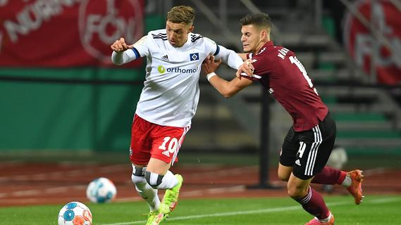 Bitteres Pokal-Aus gegen den HSV: Benoten Sie den FCN!