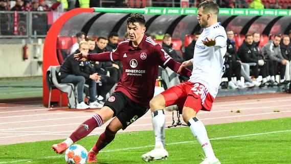 Nur Duman trifft in 120 Minuten: Die Club-Kritik zum Cup-Aus