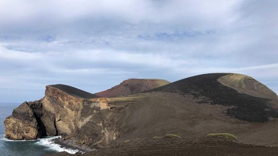 Diese Insel ist aus dem Vulkan geboren