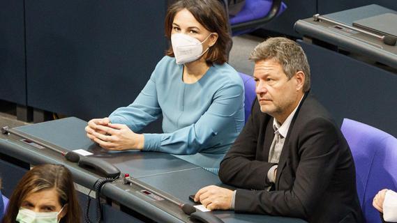 Parteivorsitz: Deshalb könnten Habeck und Baerbock bald zurücktreten