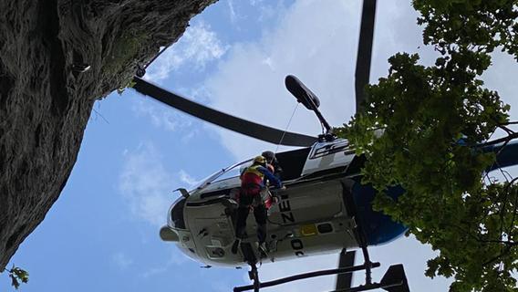 Tag und Nacht einsatzbereit: Bergwacht Forchheim sucht Nachwuchs
