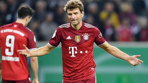 Historische Pleite: FC Bayern fliegt hochkant aus dem DFB-Pokal