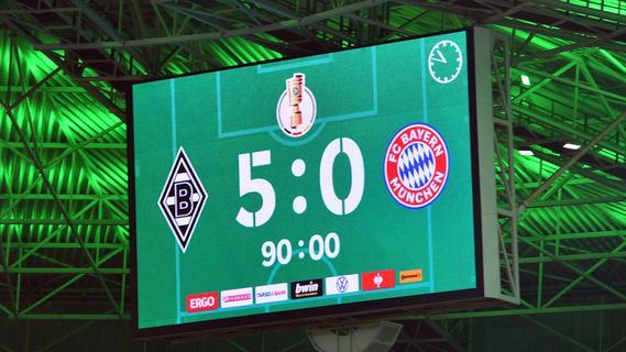0:5! Peinlich-Bayern blamieren sich historisch - die Demütigung in Bildern