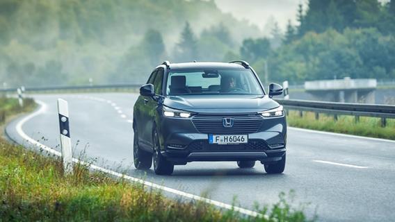 Honda HR-V: Elektrisch ohne Ladestopp