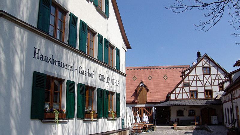 Kohlenmühle, Neustadt a.d.Aisch