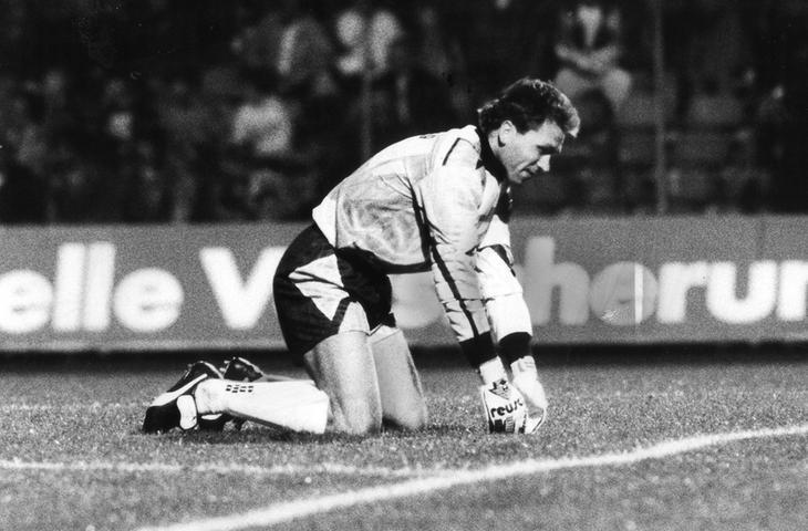 Er war über viele Jahre der große Rückhalt des 1. FC Nürnberg. Andi Köpke war einer, der auch die