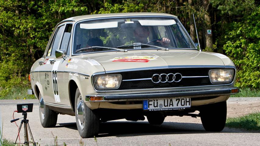Der Audi 100 war der erste