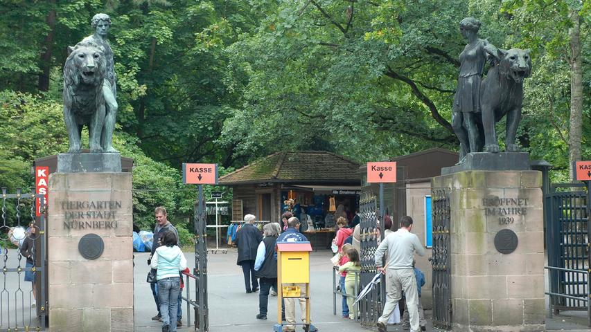 DerTiergarten Nürnbergzählt gewiss zu den schönsten Landschaftszoos in Deutschland. Er ist rund 65 Hektar groß und liegt seit 1939 am Schmausenbuck. Der Tiergarten beheimatet rund 300 Tierarten.