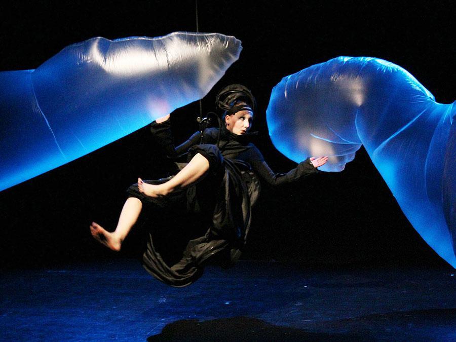 Konkurrenz zur Blauen Nacht? Das Stück von Meinhardt & Krauss ist am Freitag, 20. Mai, um 19.30 Uhr im Fürther Kulturforum zu sehen.
