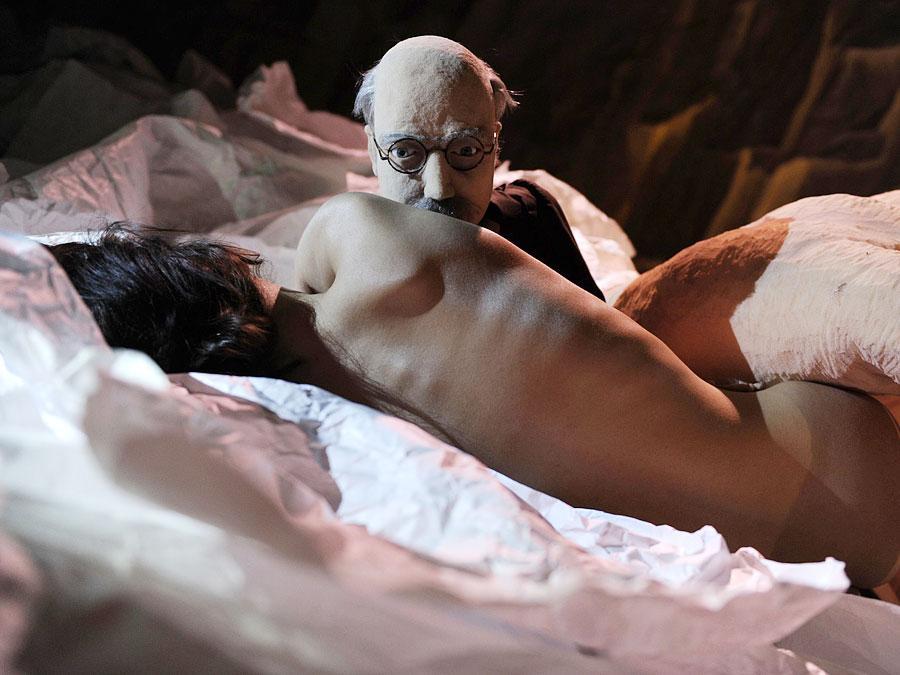 Nackte Haut gibt's am Samstag, 21. Mai, um 20 Uhr in der Tafelhalle Nürnberg.
