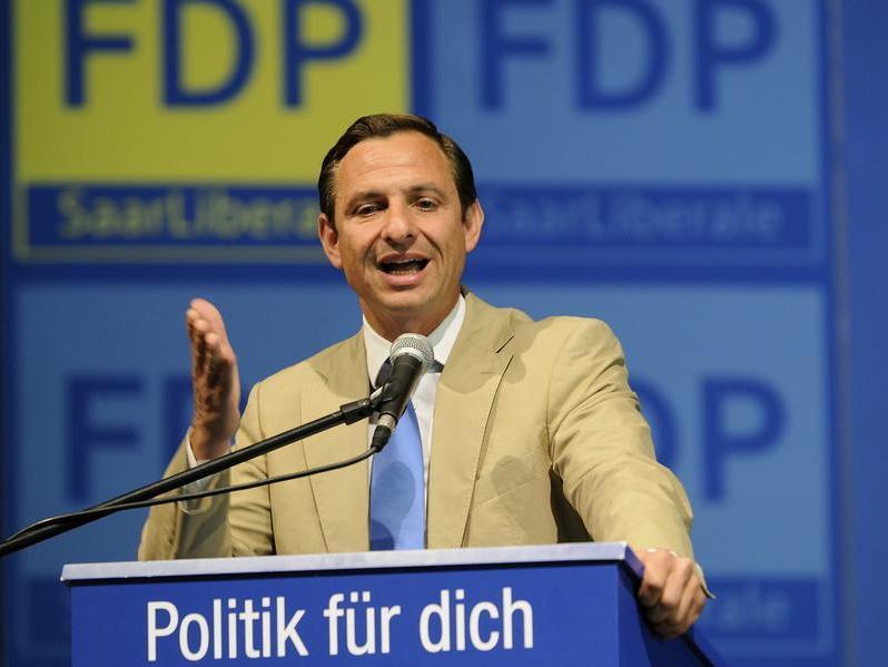 Auch der FDP-Europaabgeordnete Jorgo Chatzimarkakis steht unter Plagiatsverdacht (Archiv).