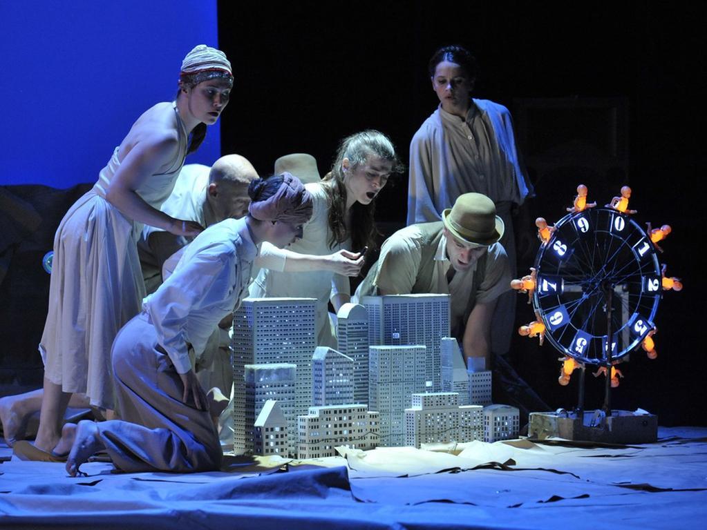 Im Reich der Illusion: Das 17. Figurentheaterfestival