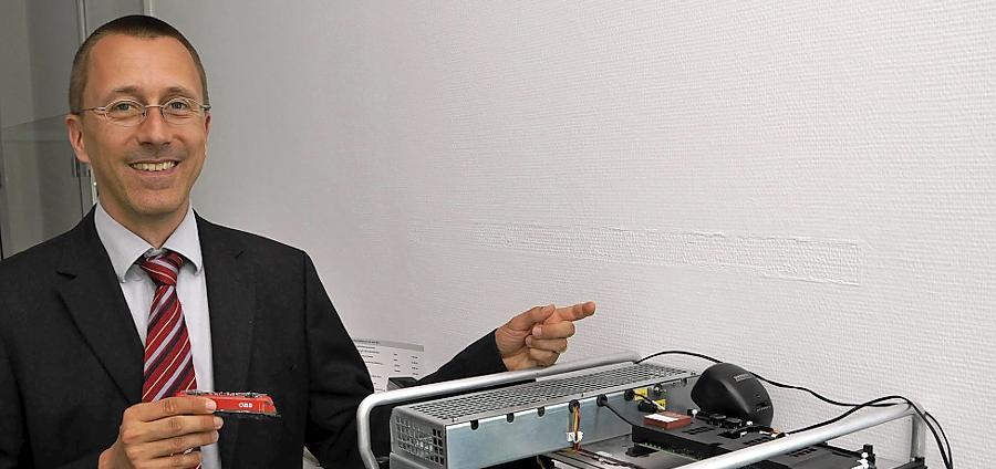 Professor Mark-M. Bakran lehrt an der Universität Bayreuth. Als Fachmann hält er die Befürchtungen der Stromtrassengegner für