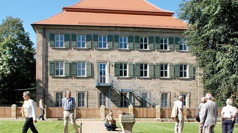 Schloss-Restaurant Schloss Atzelsberg
