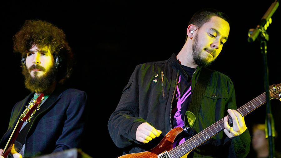 Linkin Park bei Rock im Park 2007