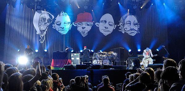 Line-up für Rock im Park 2013