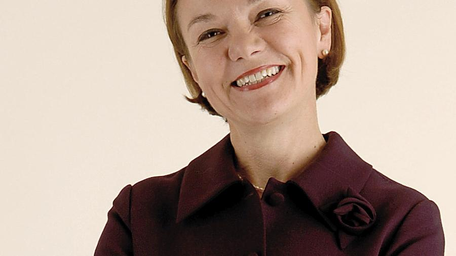 Helga Schmitt-Bussinger.