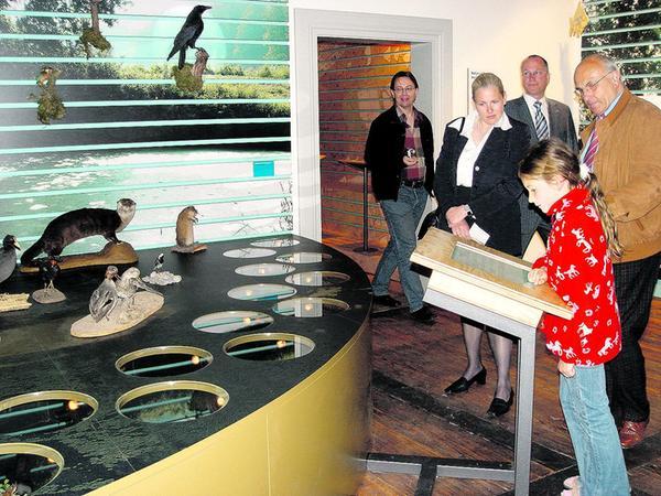 Das Karpfenmuseum bietet vielfältige Informationen über den fränkischen Fisch und über die Biologie der Teichwirtschaft.