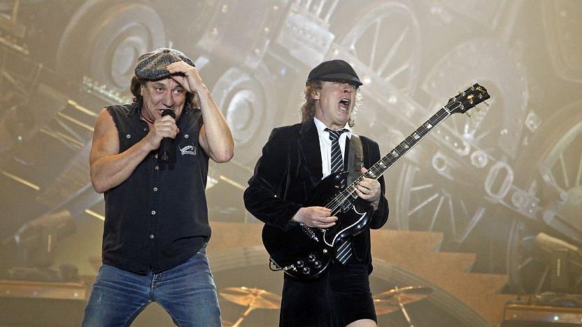 Die Hardrock-Ikonen von AC/DC kommen 2015 nach Nürnberg: Am 8. Mai 2015 stellen sie ihr neues Album