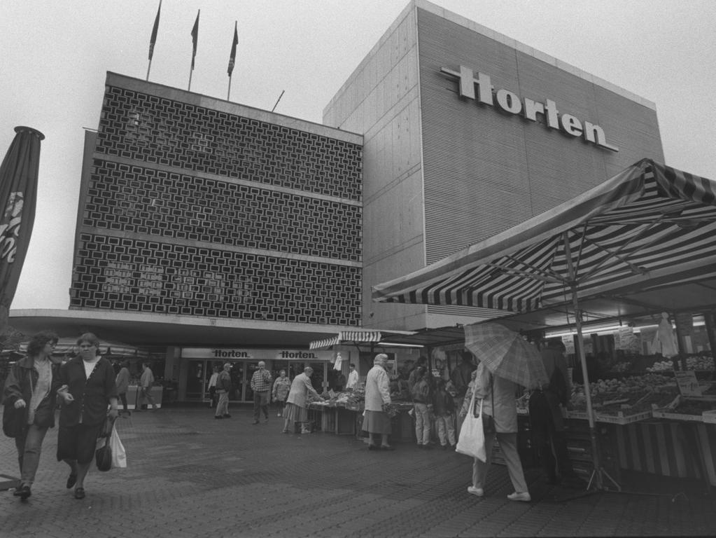 ... 2004 war Schluss mit Horten am Aufseßplatz, dann...