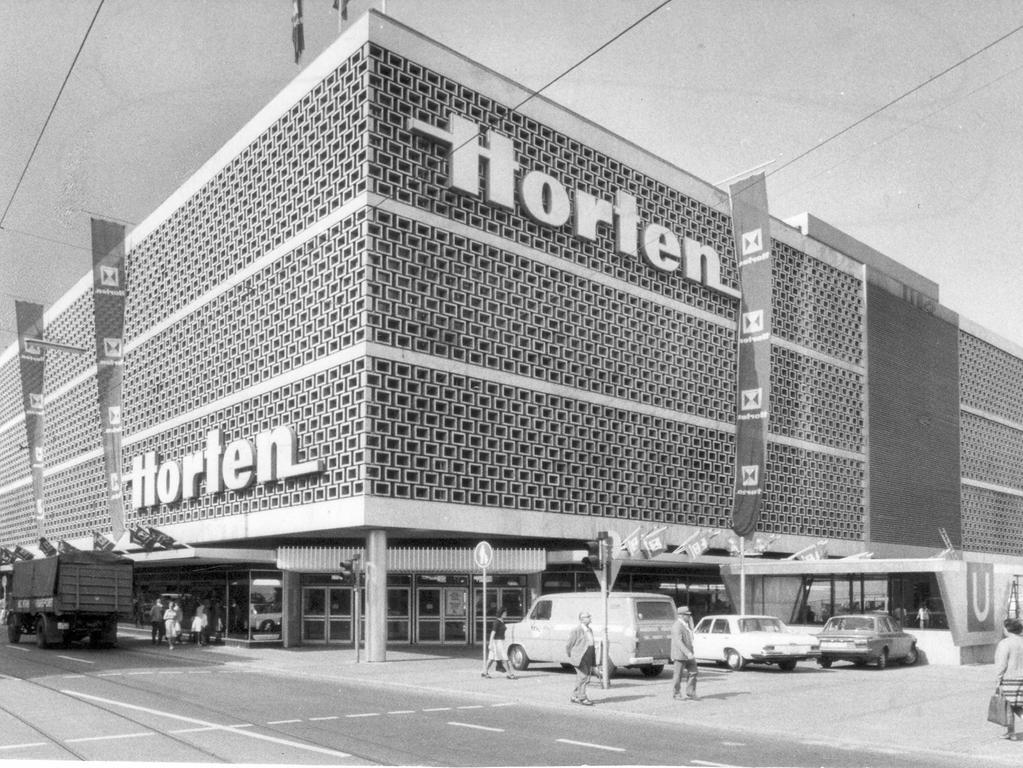 ... Horten. Die Kaufhauskette lockte viele Nürnberger Kunden in die Südstadt, doch ...