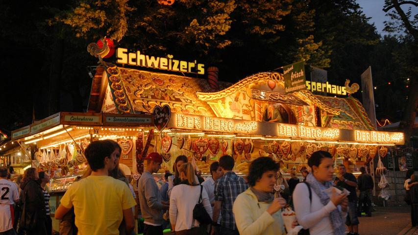 Wer Lust hat auf Süßes, wird in Schweizer's Knusperhaus bestimmt fündig.