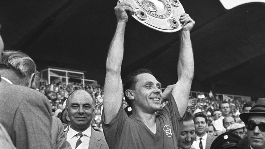 Fußball-Ikone Max Morlock: Ein Nürnberger Helden-Epos