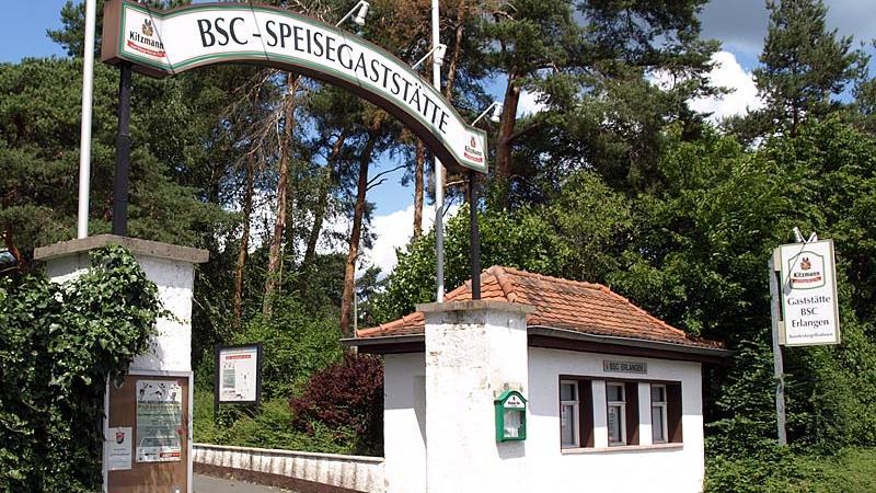 Sportgaststätte BSC Erlangen