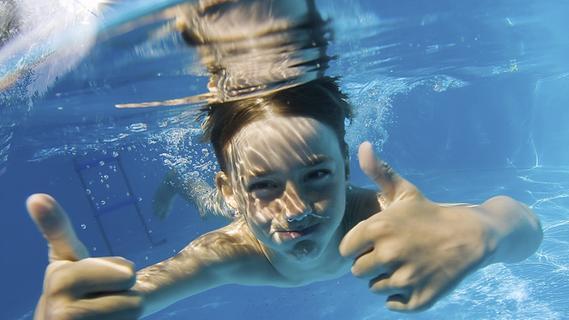 Endlich wieder Schwimmkurse im Neumarkter Freibad