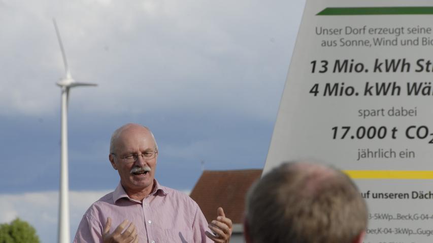Emskirchens Bürgermeister Harald Kempe zum Unterschied zwischen Emskirchen und dem angrenzenden Herzogenaurach: