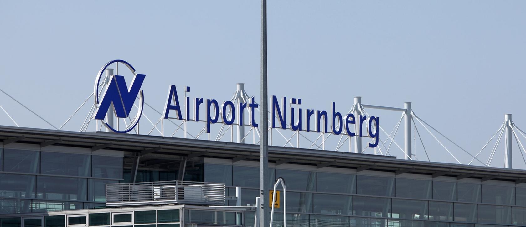 Noch immer ist nicht geklärt, was am Nürnberger Flughafen in die Luft gelangte.