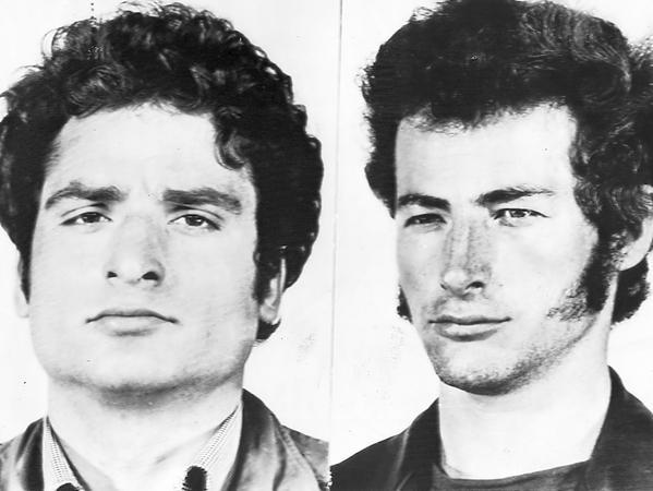 Wollten den ganz großen Coup landen: Dimitri Todorov (li.) und Hans-Georg Rammelmayr.