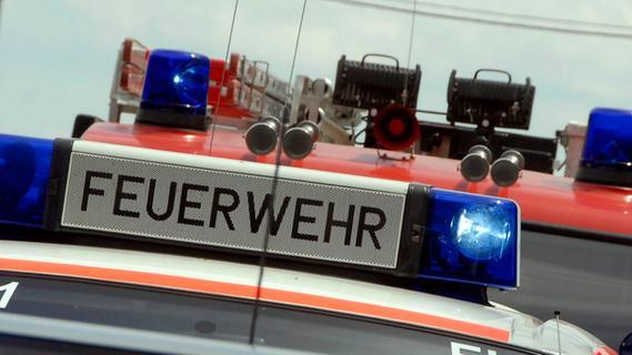 Erlangen: Gasflasche entzündete sich - Nordbayern.de